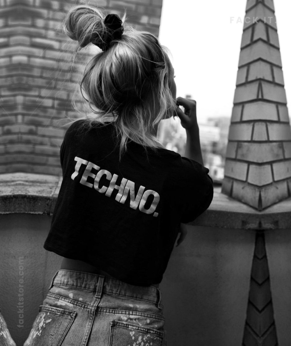 Techno Croptop