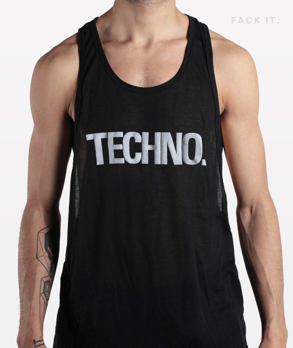 Techno Tanktop