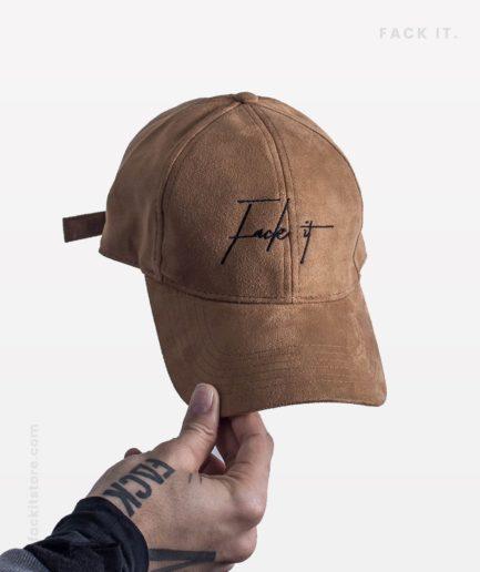 Fack It Baseball Cap
